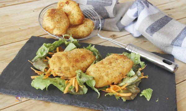 """""""Crocchè"""" di patate ( Crocchette di patate)"""