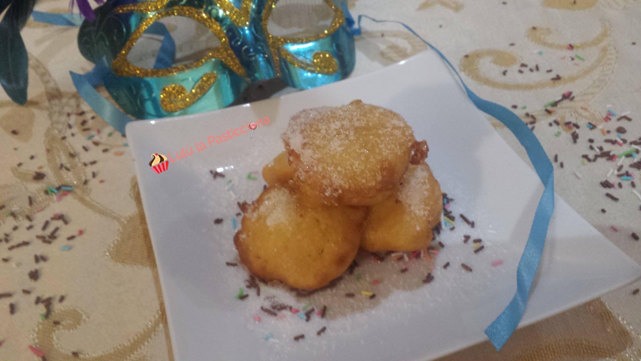 Tortelli di carnevale, ricetta dolce