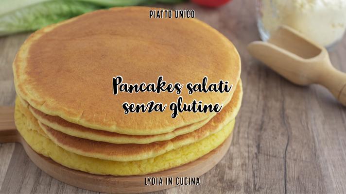 pancakes salati senza glutine new