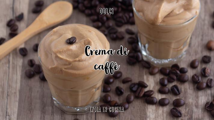 crema di caffè nuovo