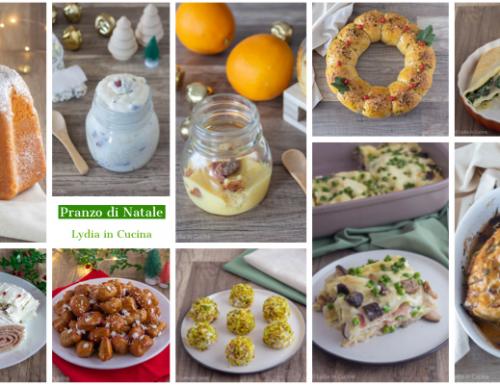 Pranzo di Natale: idee facili dall'antipasto al dolce