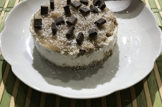 Cheesecake Weetabix