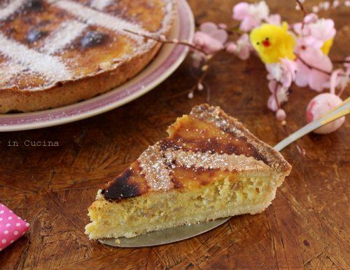 Pastiera napoletana-ricetta tradizionale