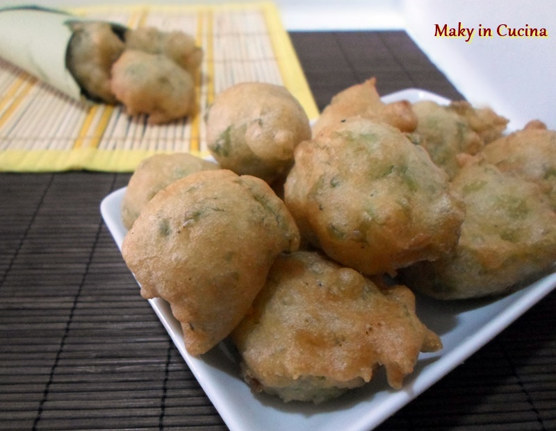 Zeppole di alghe maky in cucina - Alghe in cucina ...