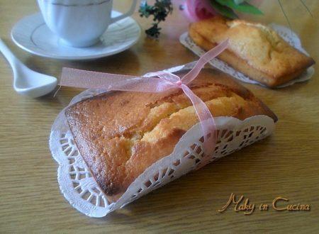 Mini plum cake simil Mulino Bianco