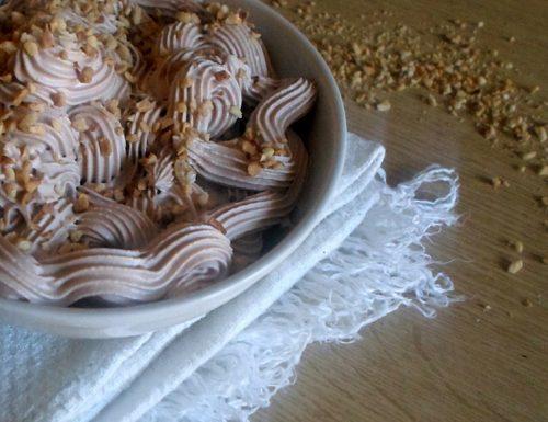 Crema mascarpone e Nutella, ricetta senza uova