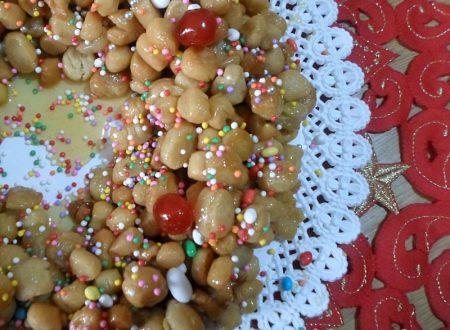 Struffoli, ricetta Sal De Riso