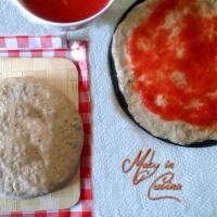 Impasto pizza integrale di Gabriele Bonci