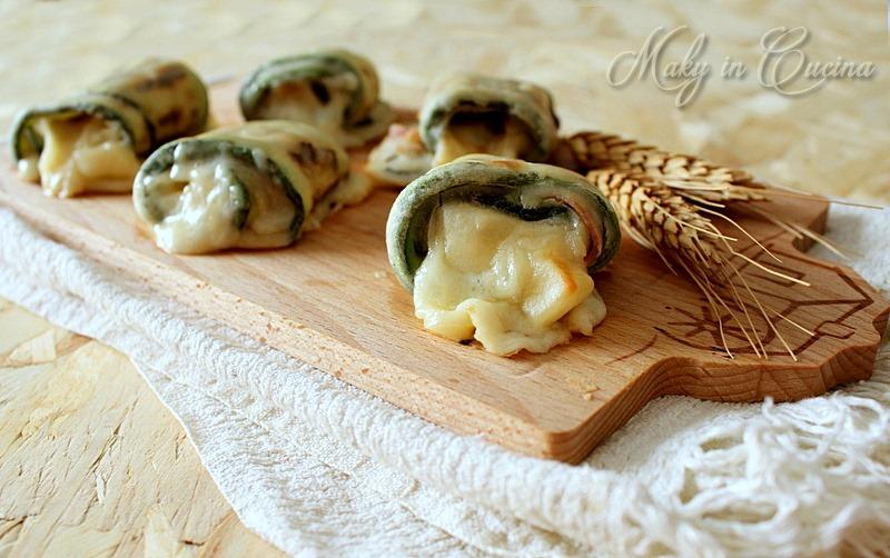 Zucchine filanti in pastella