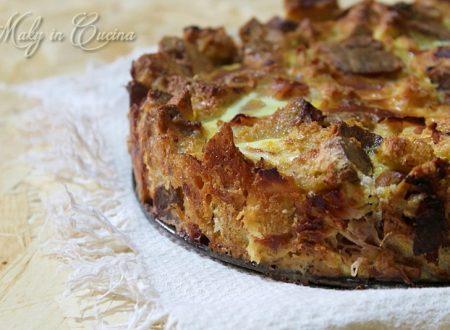 Torta pane prosciutto e formaggio