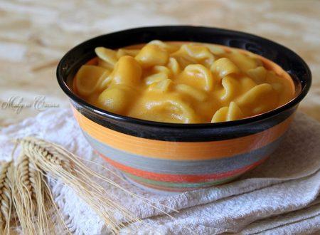 Finta pasta al formaggio