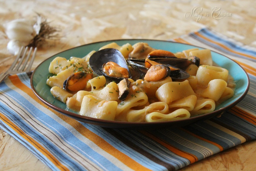 ricetta pasta fagioli