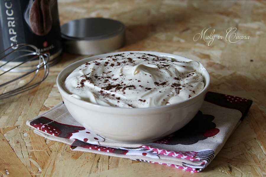 ricetta crema mascarpone