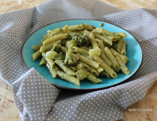 Pennette patate e broccoli