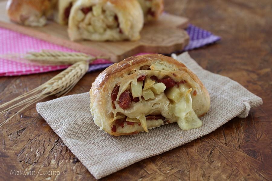 Panini napoletani con patate