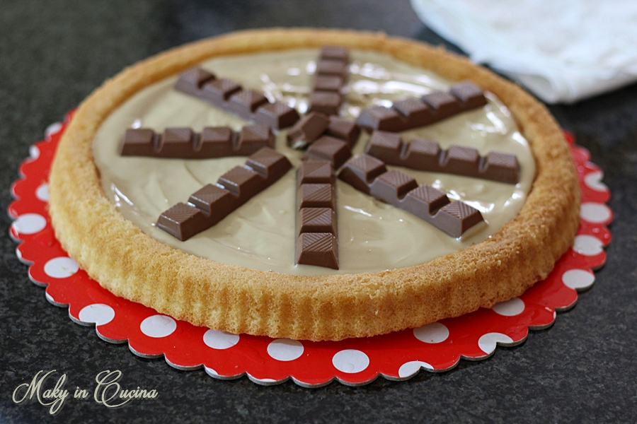 Crostata morbida Kinder