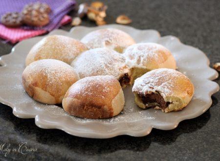 Danubio Pan di Stelle e Nutella