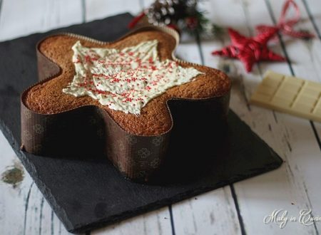 Torta natalizia mascarpone e limone
