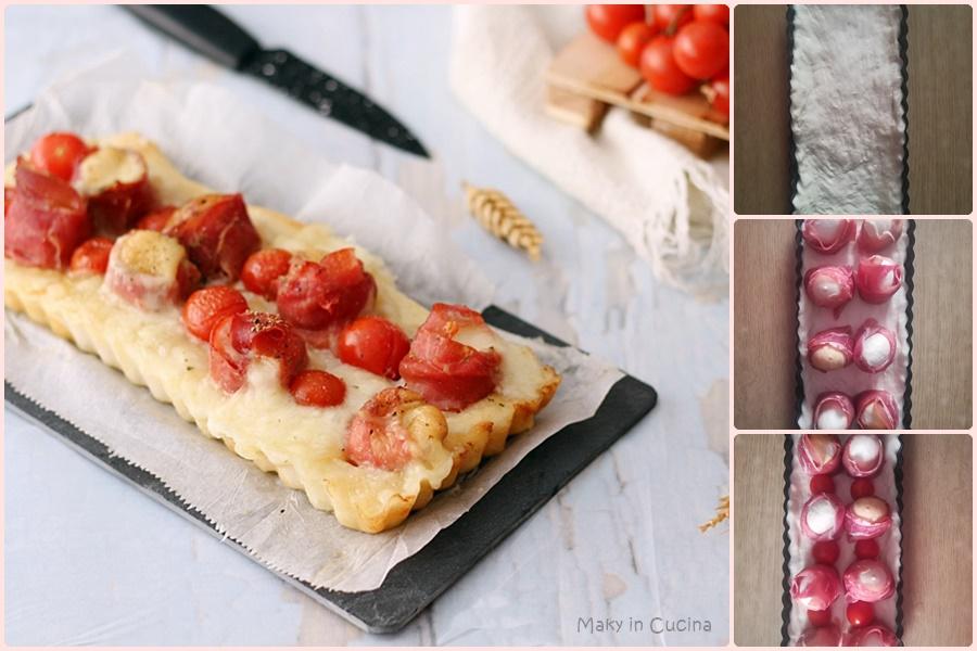 crostata pizza