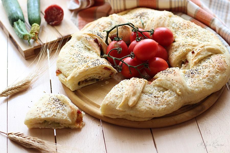 Fiore di pizza