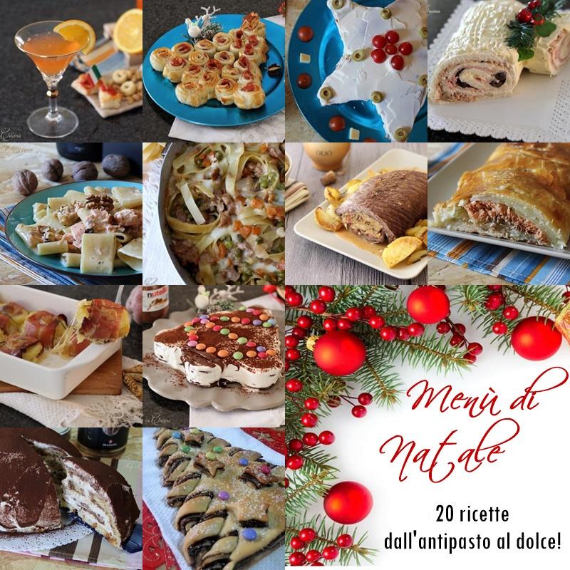 Menu Di Natale Ricette Giallo Zafferano.20 Ricette Di Natale Tante Idee Sfiziose Dall Antipasto Al Dolce