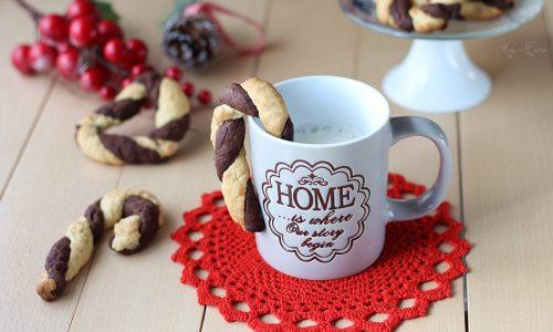 Biscotti abbraccio di Natale