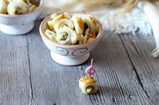 Sfoglia con olive