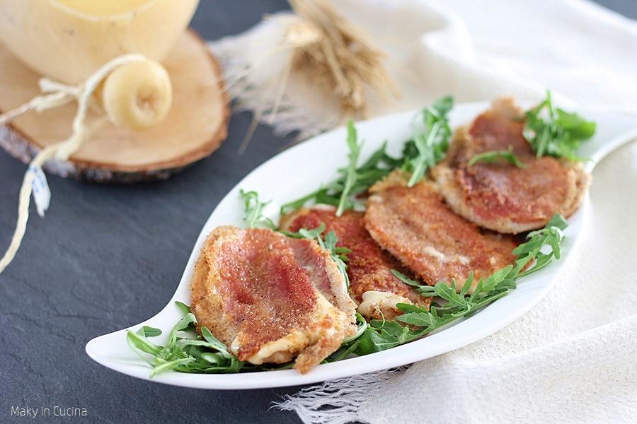 Saltimbocca di carne
