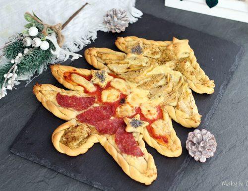 Crostata Albero di Natale mille gusti