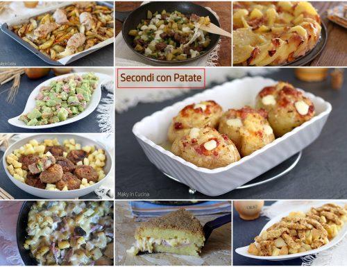 Secondi con patate