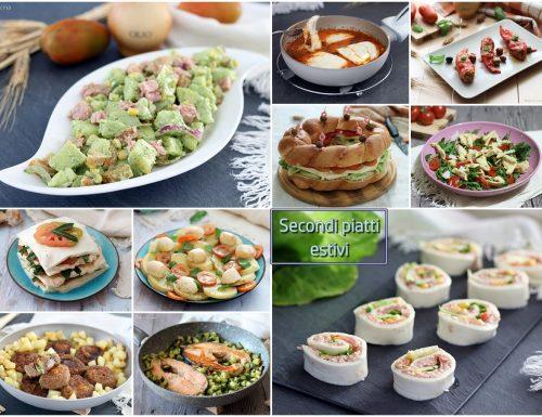 Secondi piatti estivi