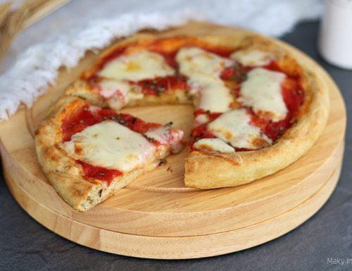 Pizza in padella veloce