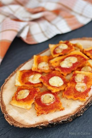 Salatini pizza