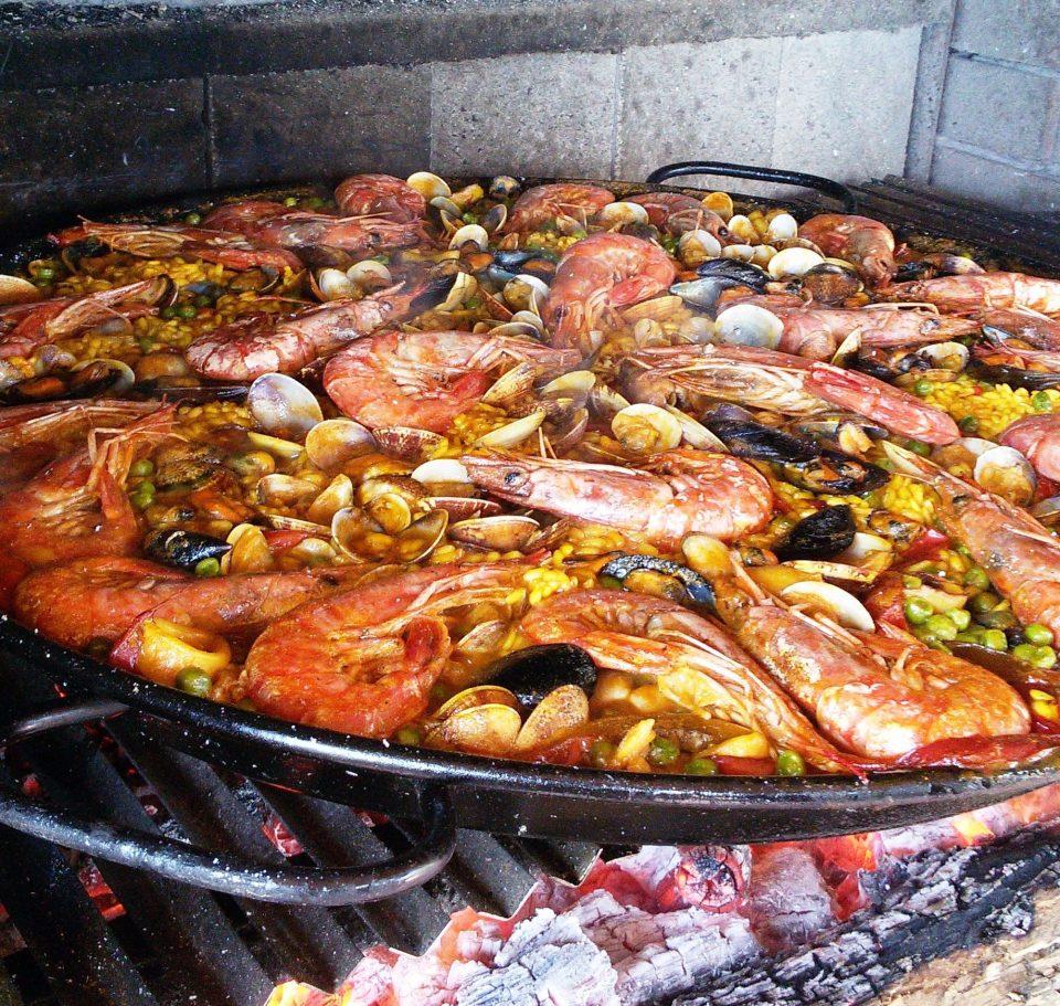 Paella Di Pesce Spagnola La Ricetta Della Mia Famiglia Mammachepaella