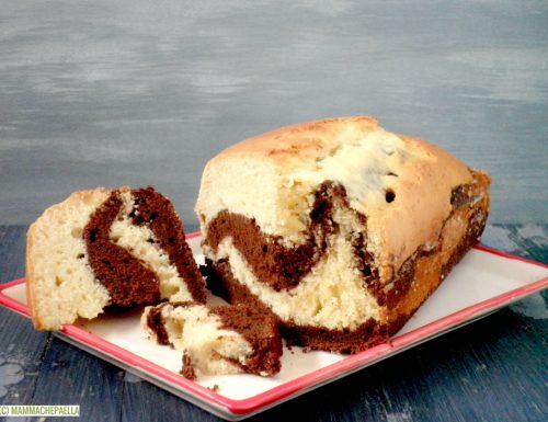 Torta soffice al cioccolato con ricotta e arancia