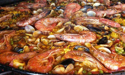 Paella di pesce spagnola, la ricetta della mia famiglia