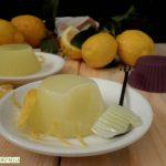 Ricetta del gelo al limone, un rinfrescante dopo pasto