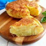 Ricetta della frittata di patate spagnola perfetta (Tortilla de patatas)