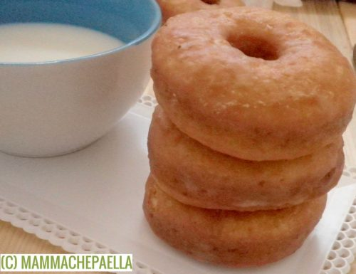 Ricetta dei Donut, soffici e deliziosi come quelli originali