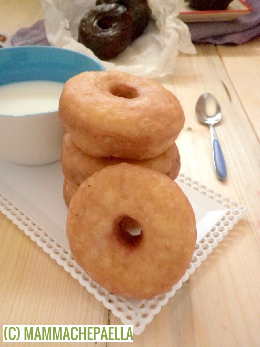 Ricetta dei donut