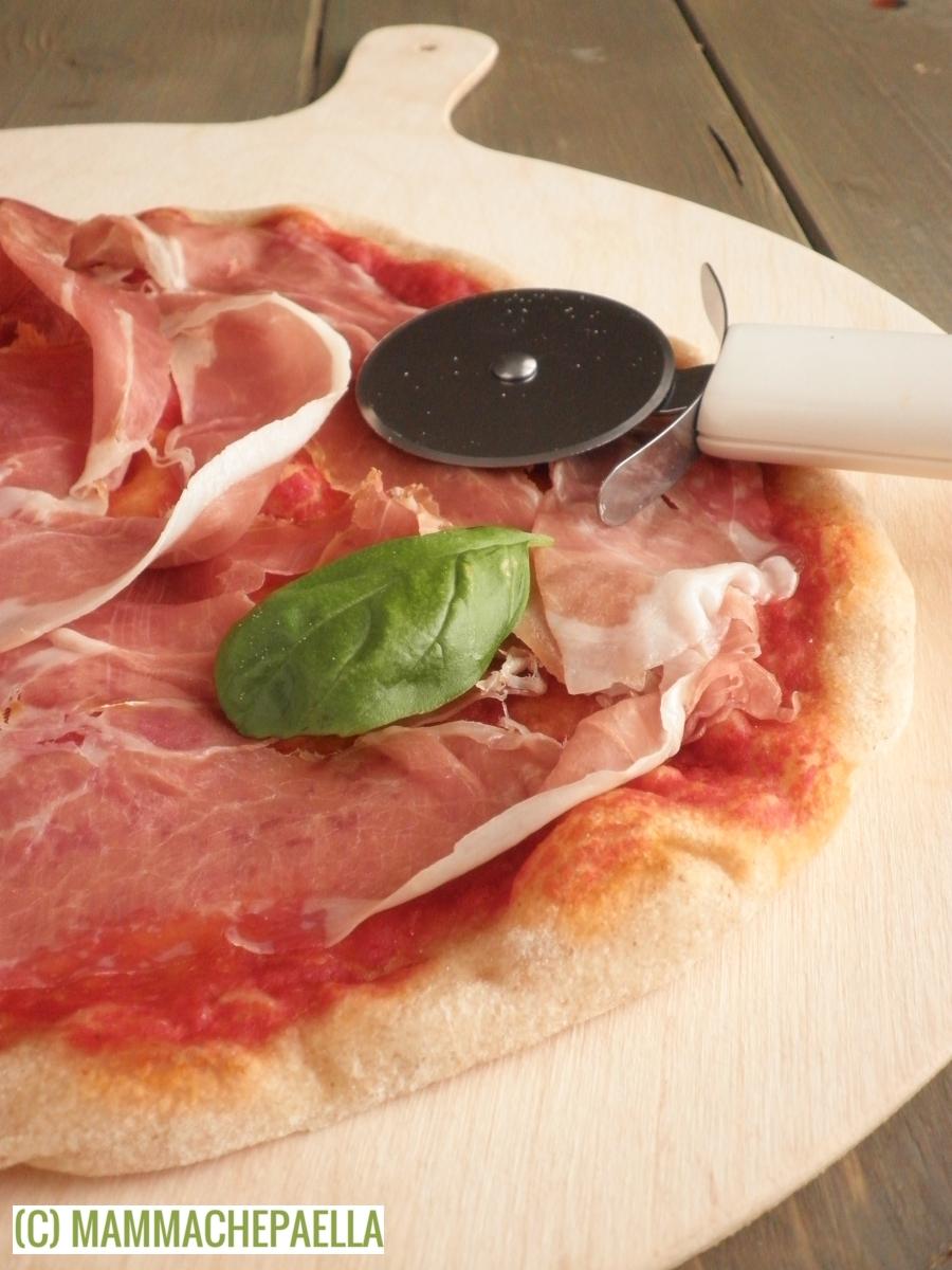 Parma impasto pizza con lievito madre 12 ore