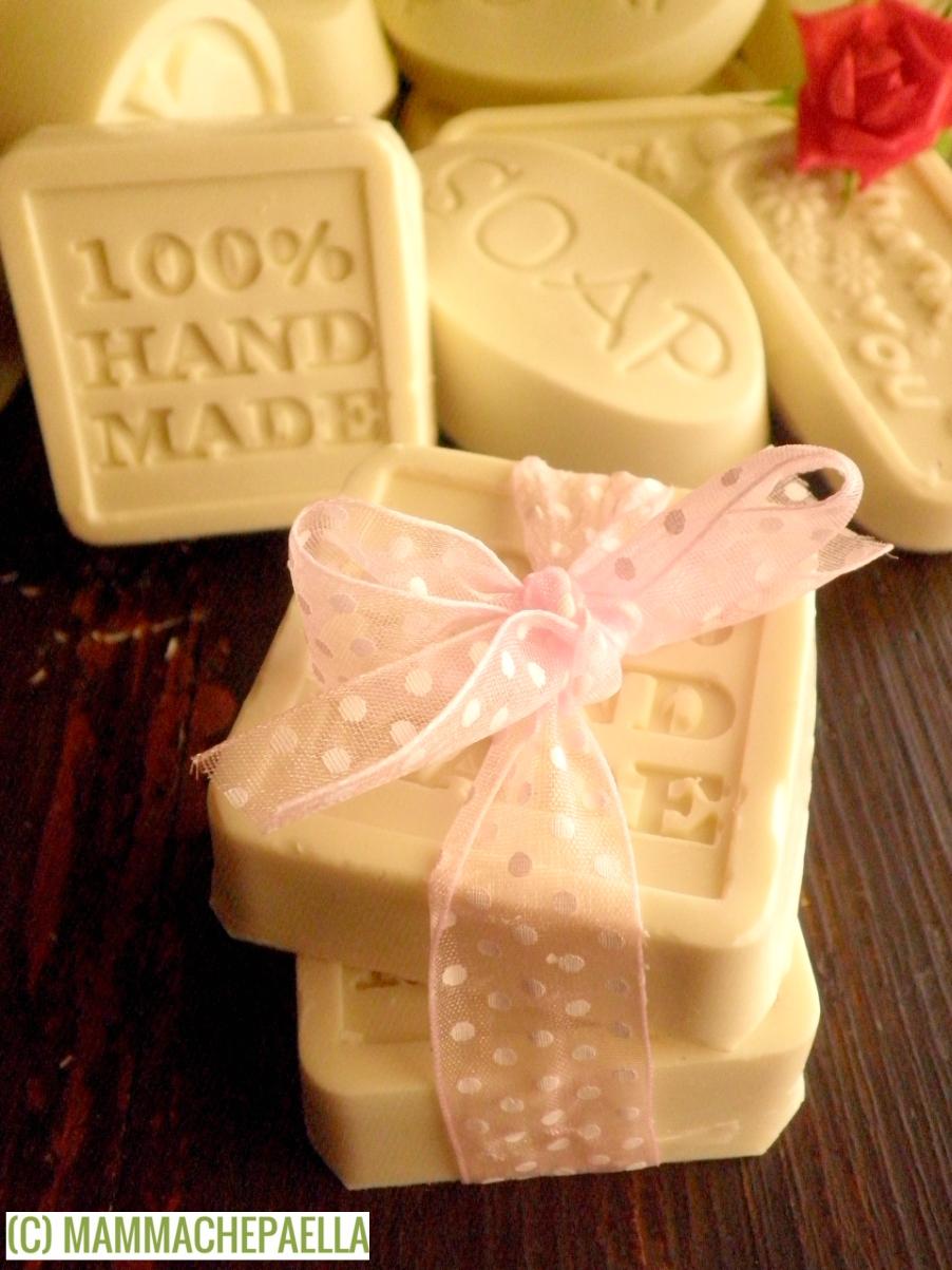 Ricetta come fare il sapone in casa con procedimento a freddo