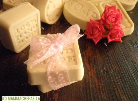 Come fare il sapone in casa con procedimento a freddo