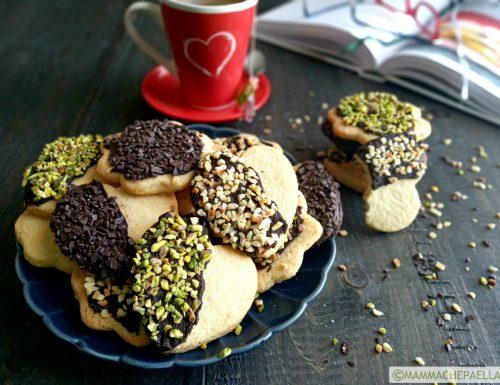 Ricetta di biscotti al burro semplici e veloci