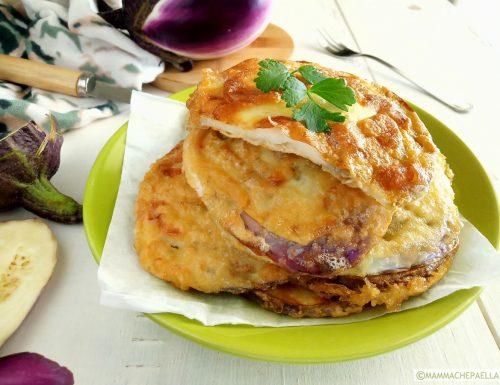 Melanzana fritta, ricetta vegetariana e saporita