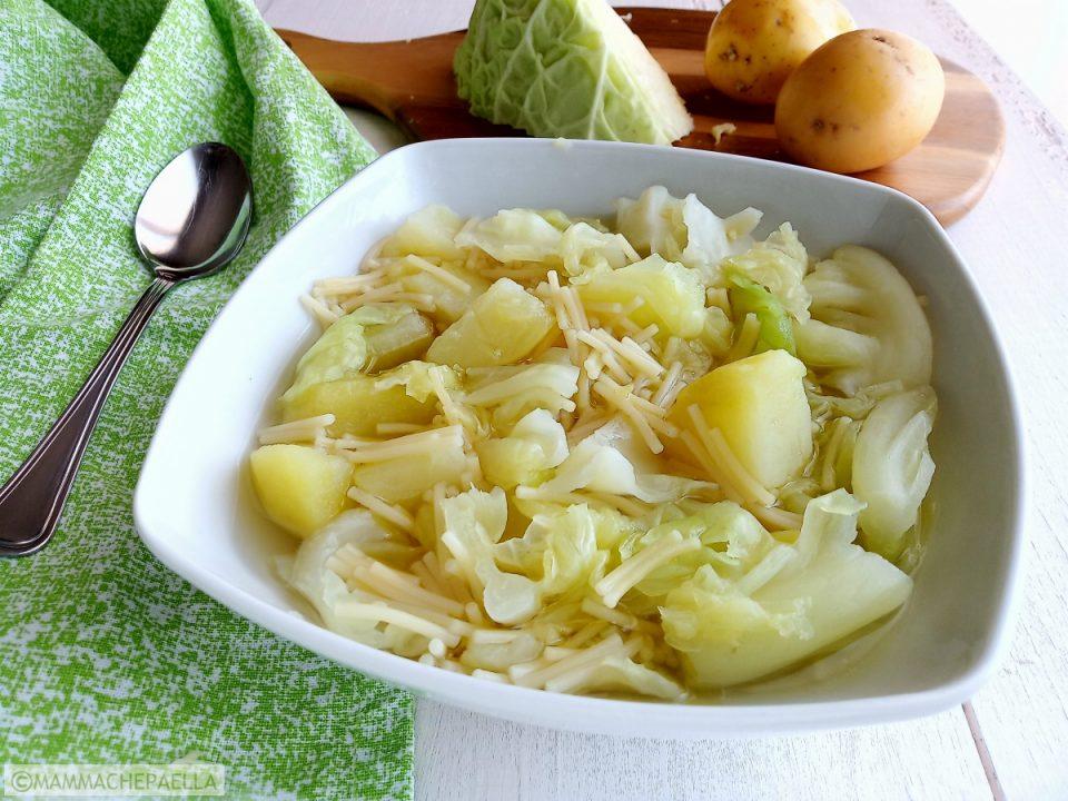 Ricette con verza e patate