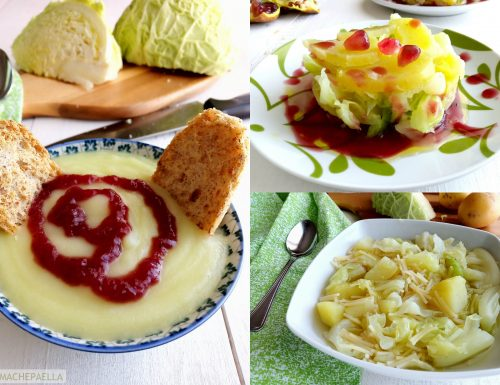 Ricette con verza e patate, stessa cottura per tre consistenze diverse