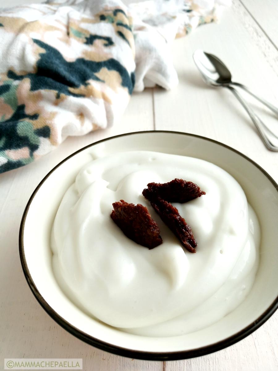 Crema al latte di cocco