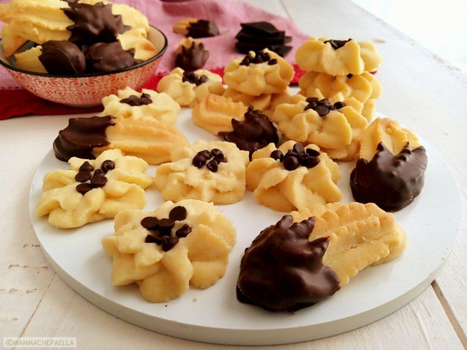 Biscotti al burro ricetta della nonna