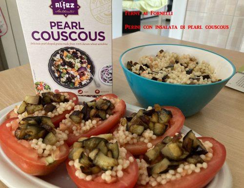 Perini con insalata di couscous